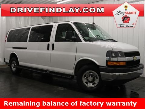Used 2019 Chevrolet Express 3500 LT