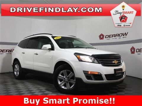 Used 2014 Chevrolet Traverse AWD 4dr LT w/1LT