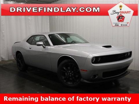 New 2020 DODGE Challenger GT AWD