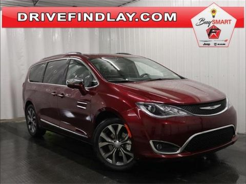 2019 CHRYSLER Pacifica Limited 35th Anniversary FWD