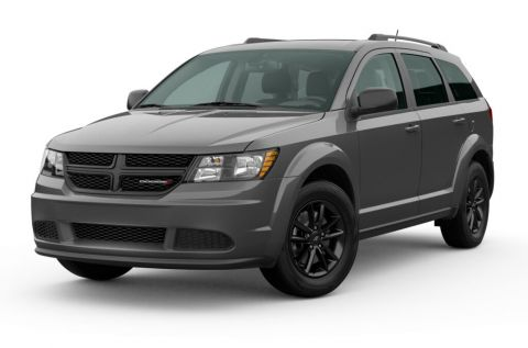 New 2020 DODGE Journey