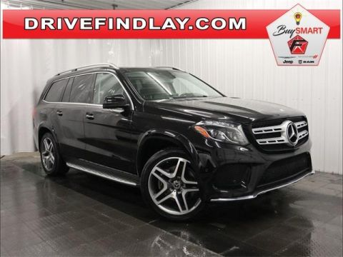2019 Mercedes-Benz GLS GLS 550 4MATIC® SUV